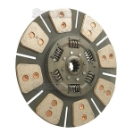 CLUTCH PLATE MAIN 8 PADDLE 11