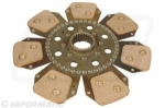 VPG2237 Clutch driven plate